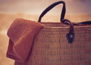 Inside A Woman's Handbag…