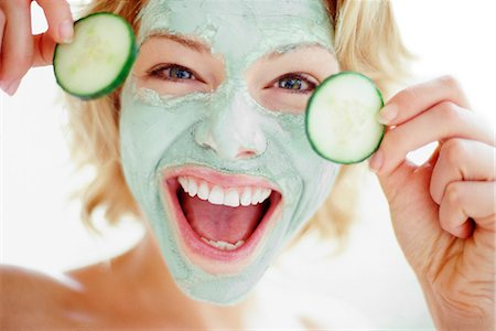 Trying A Face Mask?