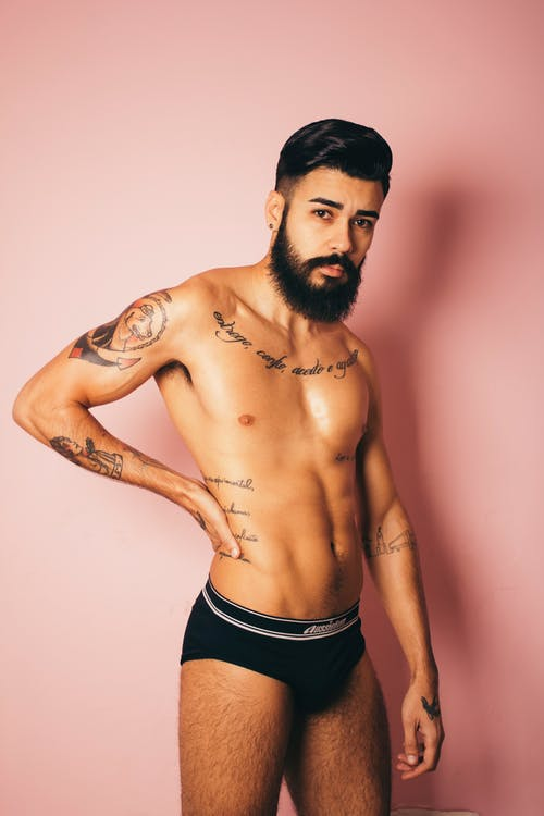 Something About My Man's Boxers
